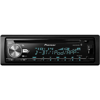 Pioneer Single CD+USB+AUX+ with Built-in Bluetooth DEH-X6910BT