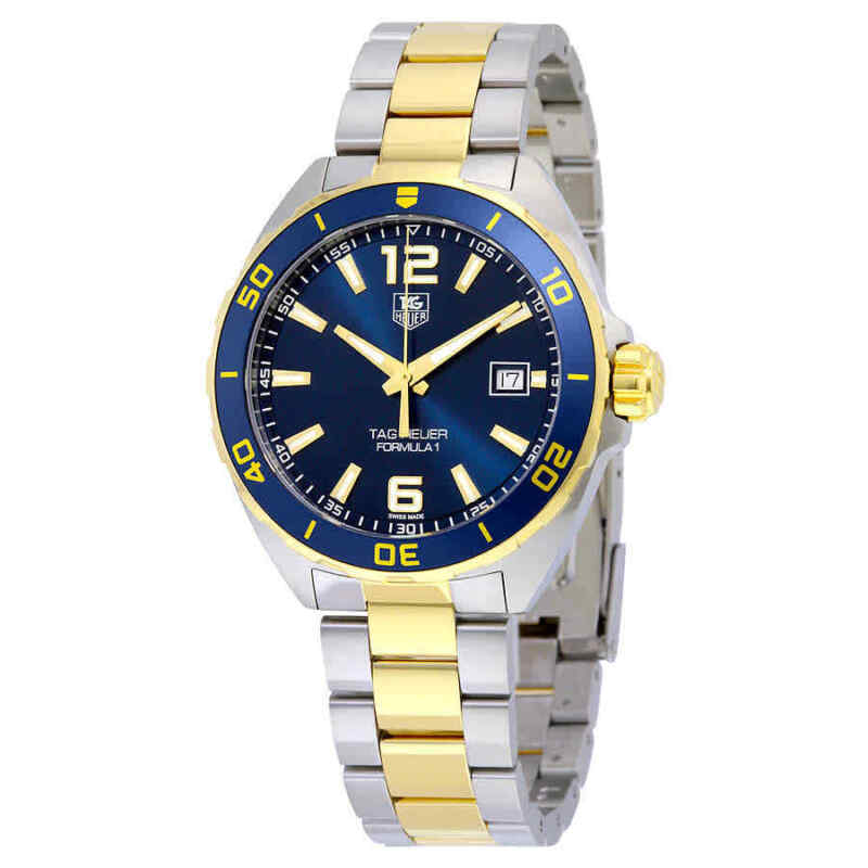 Tag-Heuer-Formula-1-Navy-Blue-Dial-Two-tone-Men-Watch-WAZ1120.BB0879