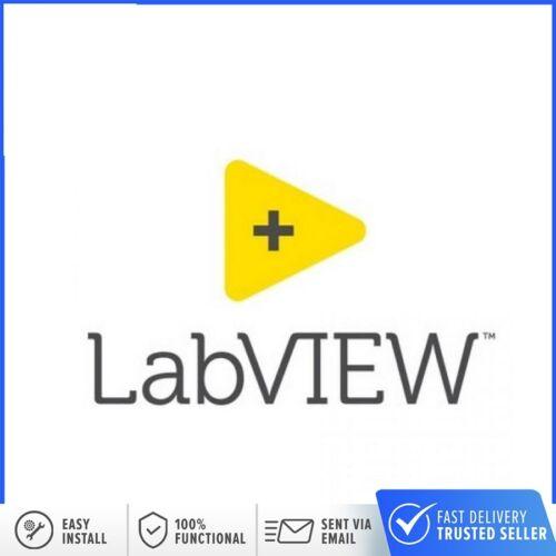 Labview 2020 Professional Edition + DIAdem Pro   Lifetime Activation