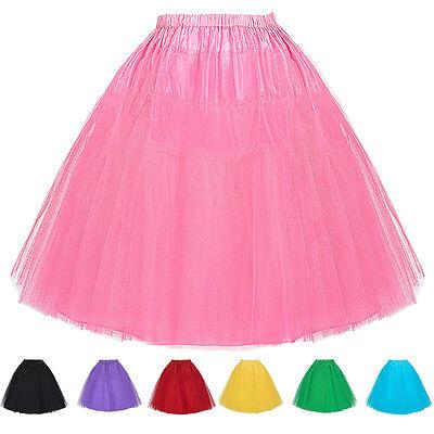Plus Size Petticoat Tulle Tutu Skirt Vintage 50s Fancy Bridal Underskirt Wedding - Plus Size Petticoat