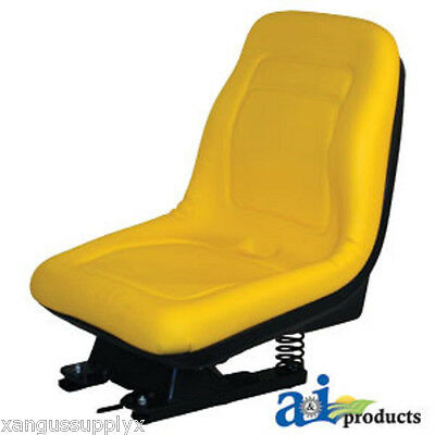 Replacement Suspension Seat For John Deere F710 F725 F735 Riding Lawn Mower  John Deere Replacement Seat