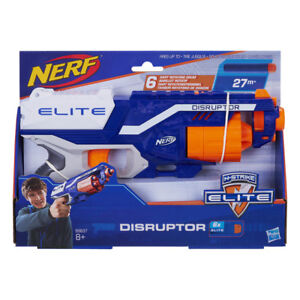NERF Blaster N-Strike Elite Disruptor Toy Soft Fire Rapid Target Dart Gun