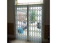 INSURANCE LPCB APPROVED WINDOW & DOOR SECURITY GRILLES SUPPLIED & FITTED