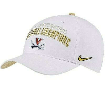 Virginia Cavaliers Nike Locker Room CAP NCAA Hat Basketball National Champions