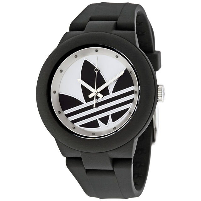 adidas analog casual watch aberdeen black mens adh3119 adidas aberdeen mens watch adh3119