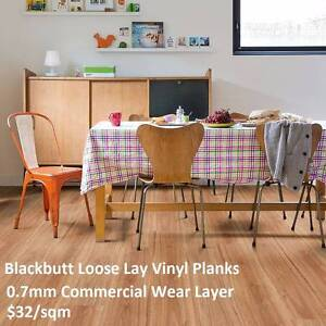 Loose Lay Vinyl Flooring Planks Floors - Brand New Cheap SALE Marrickville Marrickville Area Preview