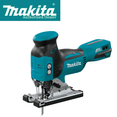 Makita Xvj01z 18v Lxt Liion Brushless Cordless Barrel Grip Jig Saw Tool Only