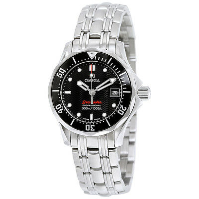 Omega James Bond Seamaster 300M Quartz Ladies Watch 212.30.28.61.01.001