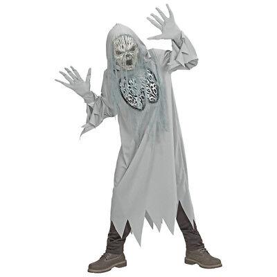 KINDER GEIST KOSTÜM Gespenster & Geister Halloween Zombie & Monster Party # 0783