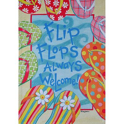 FLIP FLOPS WELCOME 28