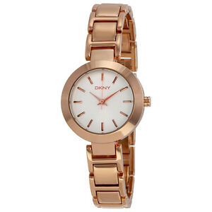 DKNY Rose Gold Tone Stainless Steel Ladies Watch NY8833