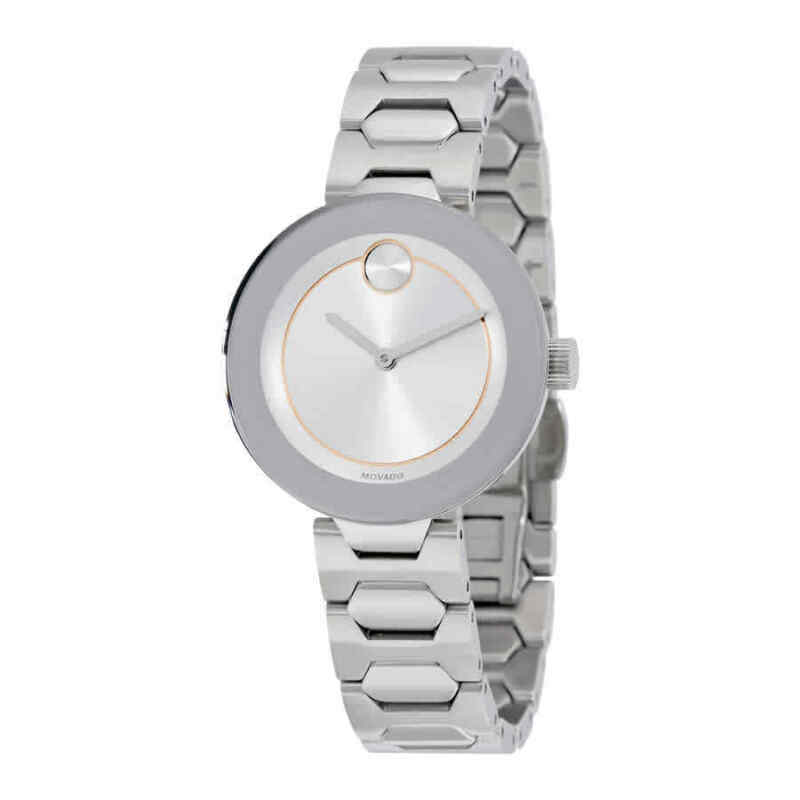 Movado-Bold-Silver-Dial-Ladies-Watch-3600381