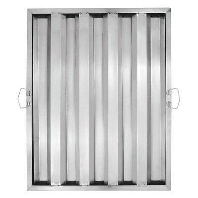 25 X 20 X 2 Stainless Steel Commercial Kitchen Exhaust Hood Filter