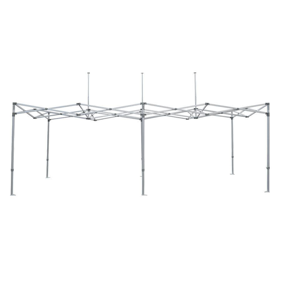 Impact Canopy 10x20 Replacement Pop Up Canopy Tent Aluminum