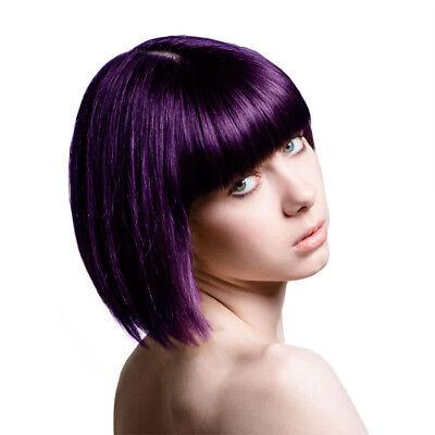 Stargazer Haartönung Violett - Auswaschbare Haarfarbe Tönung Coloration - Lila Auswaschbare Farbe