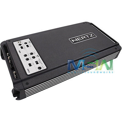 HERTZ® HDP5 5-Channel DIGITAL POWER Series FULL-RANGE CAR STEREO AMPLIFIER AMP