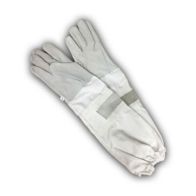 Extra Long Vented Beekeeping Gloves X-large