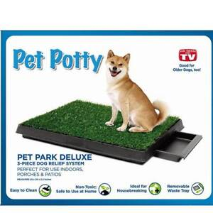 Pet Potty- Portable Pet Toilet