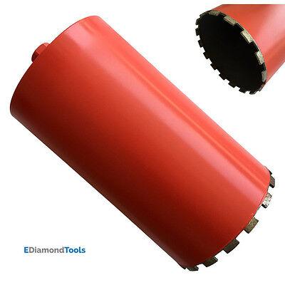 16 Wet Diamond Core Drill Bit For Concrete Granite Block Coring 18 Drill Depth