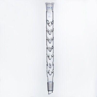 200mm 2429 Joint Lab Glassware Vigreux Distilling Column