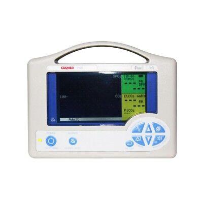Casmed 750 Etco2 Vital Signs Monitor Masimo Set Spo2