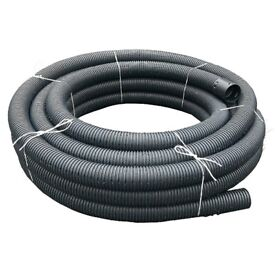 Wanted land drain woven coil