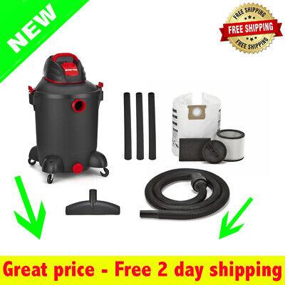 Shop-Vac 10-Gallon 4.5-HP Wet/Dry Home Garage Shop Vacuum-Cleaner Lightweight