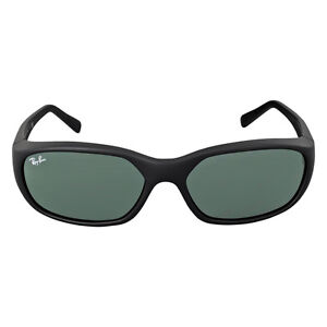 classic raybans kj2p  Ray-Ban Daddy-O II Classic Green Lens Sunglasses RB2016 W2578 59