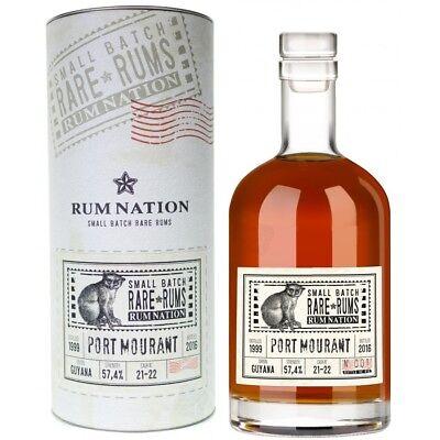 Rum Nation - Pequeño Lote Rare Rones - Port Hombre Que Muere 1999