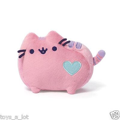 """Gund Pusheen Cat 6"""" Pastel Pink  IN STOCK"""