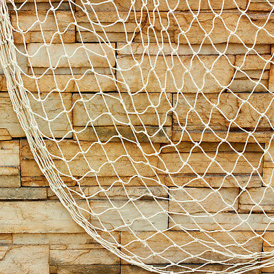 Fish Netting Rope Party Theme Decor, 6.6-Feet (Fishing Themed Party)
