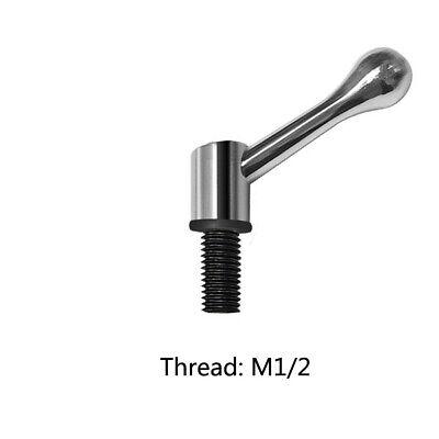 1x Bridgeport Milling Machine Table Lock Bolt Vertical Mill Head Handle M12