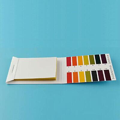 Universal Full Range Litmus Test Paper Strips Tester Indicator Urine Ph 1-14 New