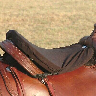 "Cashel Luxury Western Tush Cushion - Foam Seat Cover, 15.5"" Wide x 17"" Long"