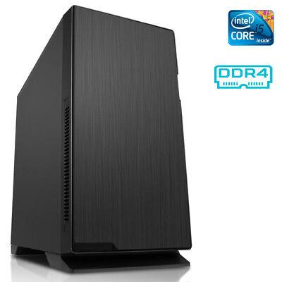 Intel i5 Skylake Quadcore Home Gaming Pc Computer 1TB 16gb DDR4 WIFI Fast dp415