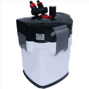 NEW Worx Canister Filter 2200 L/H With UV Sterilizer Warrnambool Warrnambool City Preview