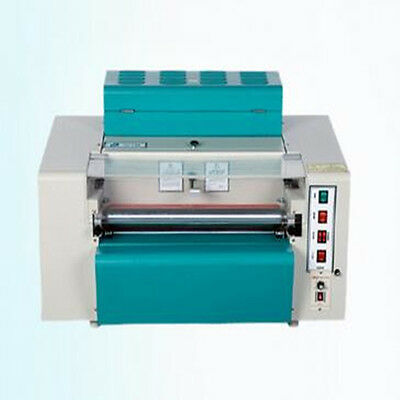 18desktop Photo Paper Uv Coating Machine Laminating Coater Extrusion Laminator