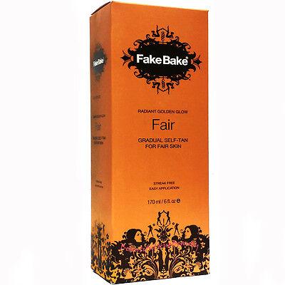 Fake Bake Fair Tanning Lotion