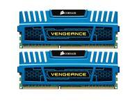 2x 4GB Corsair Vengeance 1600Mhz DDR3 Ram