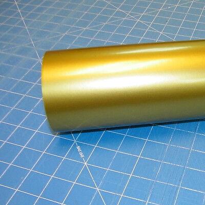 Gold Metallic Oracal 651 1 Roll 12 X 10 Sign Cutting Vinyl
