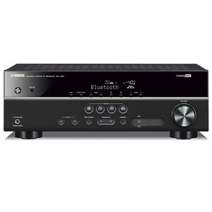 Yamaha RX-V381 AV Receiver - 5.1CH 70Wx5 with Bluetooth Streaming