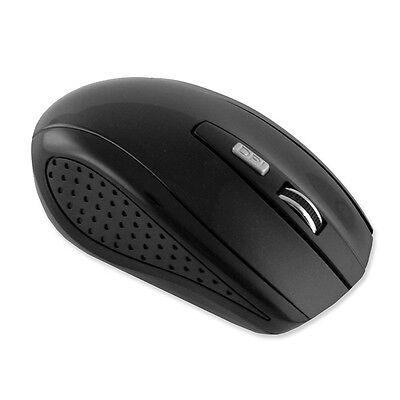 Wireless Maus PC Computer Laptop Mouse drahtlos Funk 2.4 GHz kabellos USB
