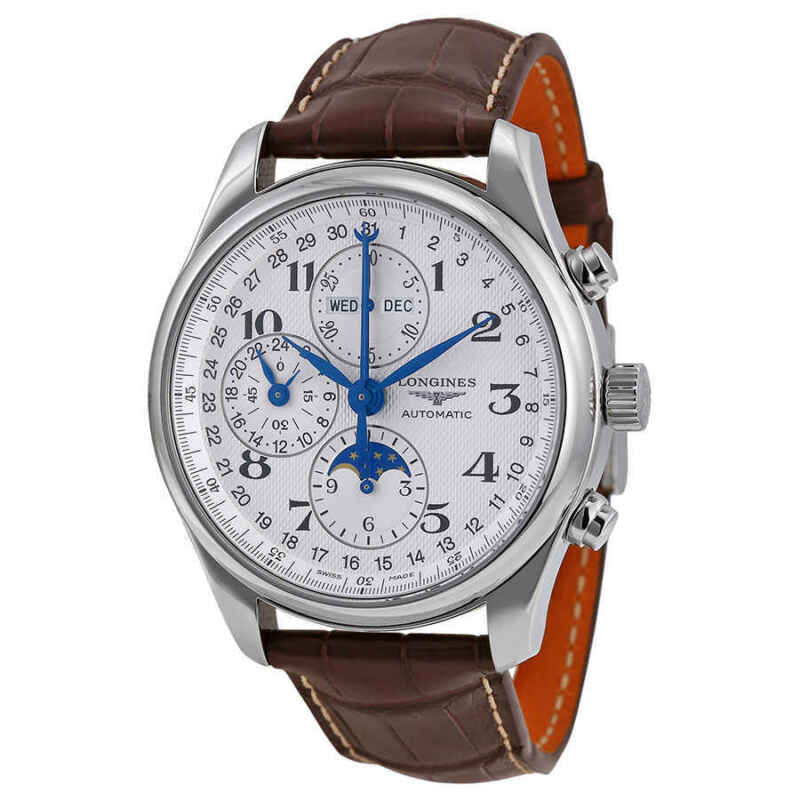 Longines Master Collection Moonphase Automatic Chronograph 42 mm Men's Watch - watch picture 1