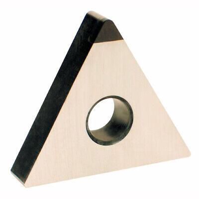Tnga 332-1 Ud2cbn Negative Carbide Insert With 1 Corner Cbn Tipped