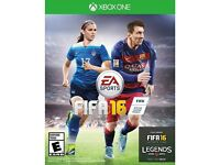 FIFA 16 FOR XBOX ONE ONLY £3 YES £3