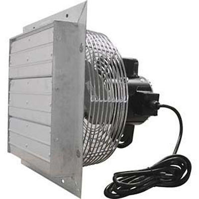 Exhaust Fan Commercial - Direct Drive - 12 - 115v - 1115855555 Cfm - 3 Speed