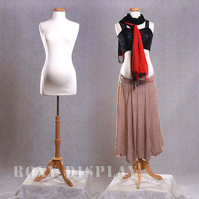 Size 8 With 8 Month Maternity Form Mannequin Manikin Dress Form F8w8bs-01nx