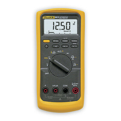 Fluke 88-5 Series V Deluxe Automotive Multimeter. Measures Up To 1000v Ac And Dc