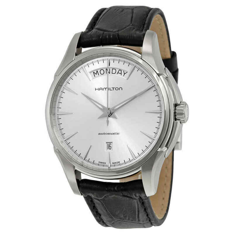 Hamilton Jazzmaster Automatic Silver Dial Men Watch H32505751
