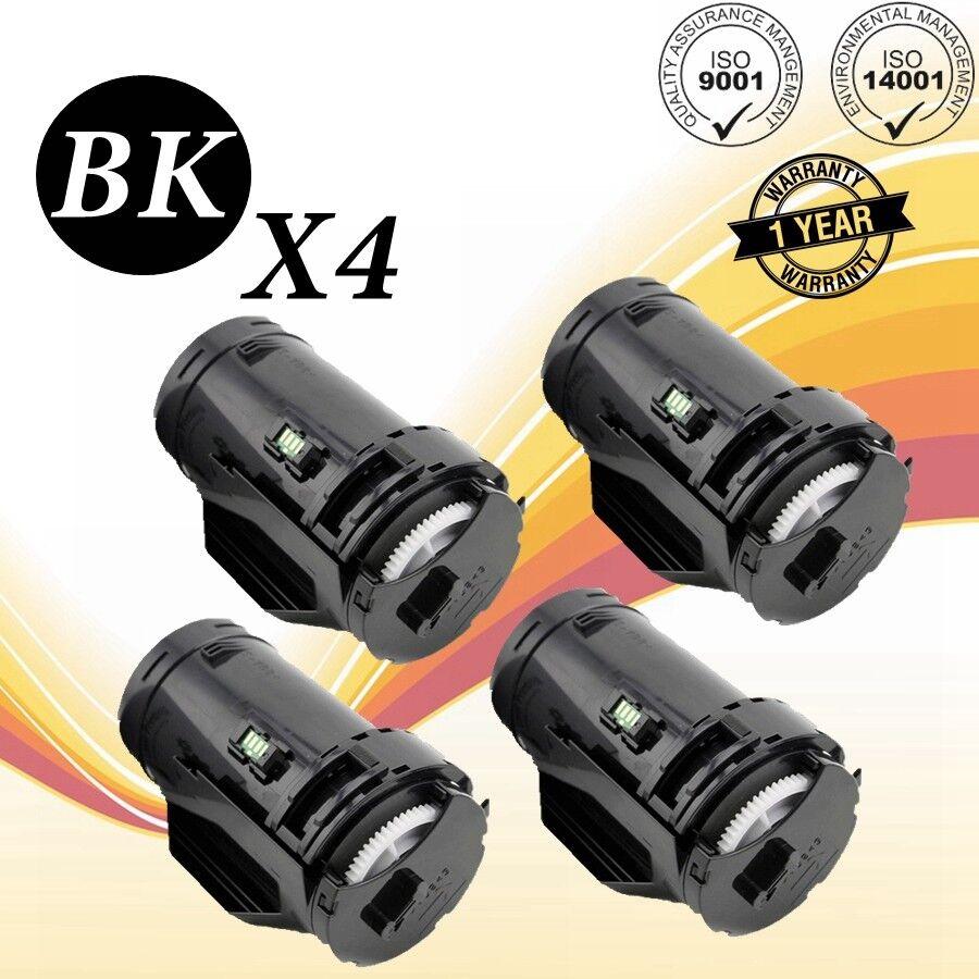 5PK Generic S2810X 593-BBMF 47GMH Toner For Dell S2810dn S2815dn H815dw Printer